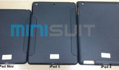 ipad 5 case leaked