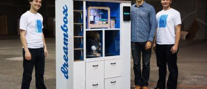 Dreambox 3d printer