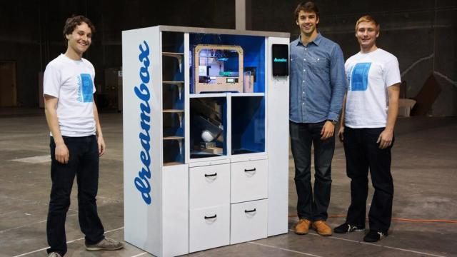 Dreambox 3d printer