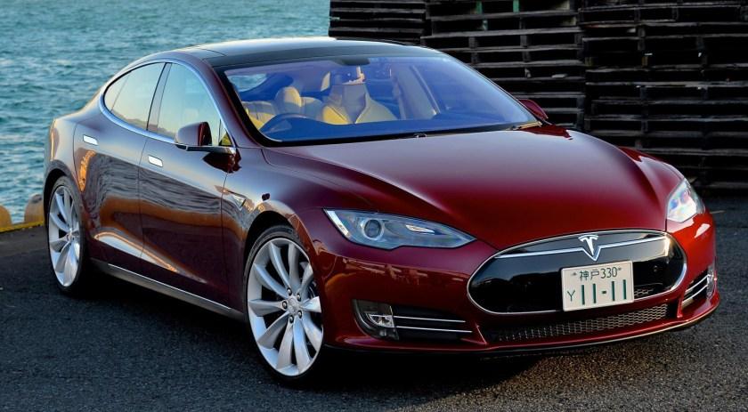 Tesla_Model_S_Japan_trimmed Tesla Upgraded Their Radar To Prevent Another Fatal Model S Crash From Happening