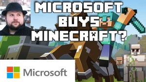 microsoft-buys-minecraft-300x169 Microsoft Bought Minecraft for 2.5 Billion; Game to be Around for 100 Years