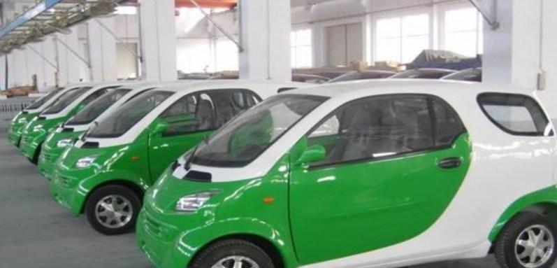 china-cheap-electric-cars Videos