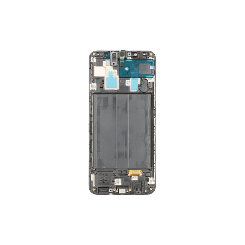 Galaxy A30 A305 Service Pack LCD Display Replacement Black