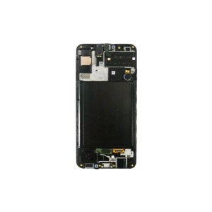 Galaxy A30s A307 Service Pack LCD Display Replacement Black