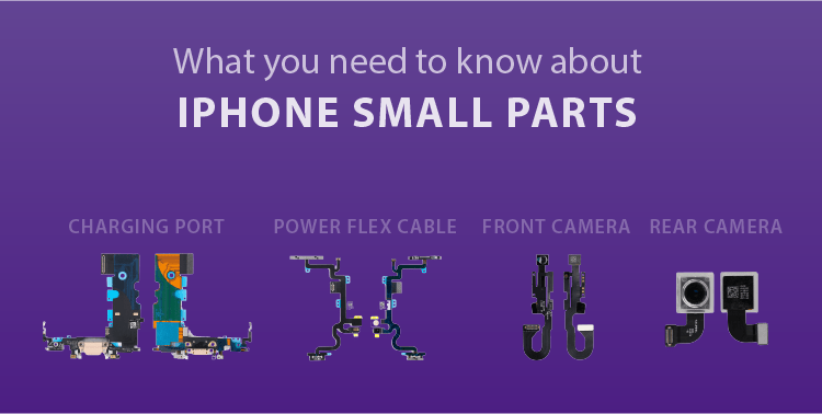 How to choose iPhone Small Parts?