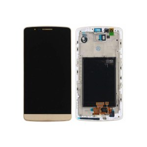 LG G6 LCD and Digitizer Touch Screen Assembly – Gold