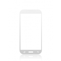 Galaxy S4 Front Glass – White