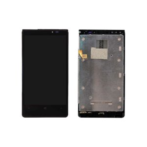 Nokia 920 LCD and Digitizer Touch Screen Assembly – Black
