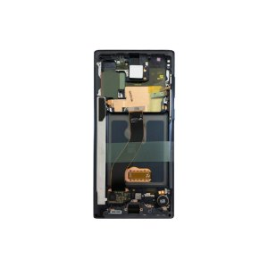 Galaxy Note 10 N970 Service Pack Display Replacement Black