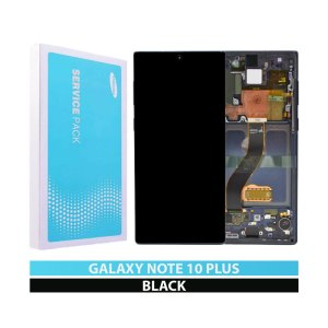 Galaxy Note 10 Plus N975 Service Pack Display Replacement Black