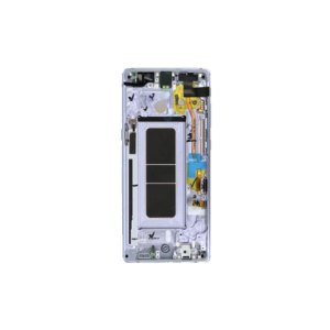 Galaxy Note 8 N950F Service Pack Display Replacement Gray