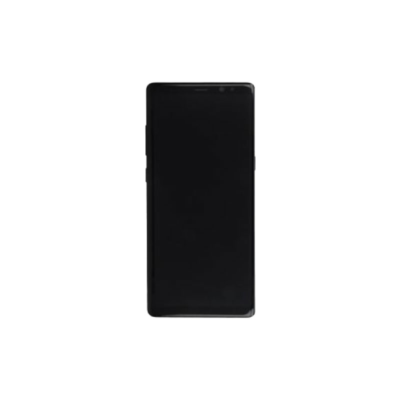 Galaxy Note 8 N950F Service Pack LCD Display Replacement Gray
