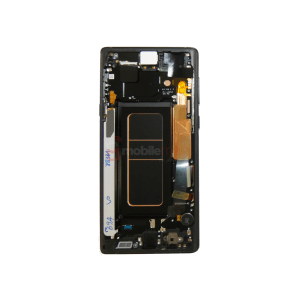 Galaxy Note 9 N960 Service Pack Display Replacement Black