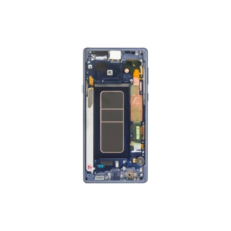 Galaxy Note 9 N960 Service Pack Display Replacement Blue