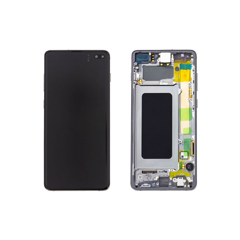 Galaxy S10 Plus G975 Service Pack Display Replacement Black
