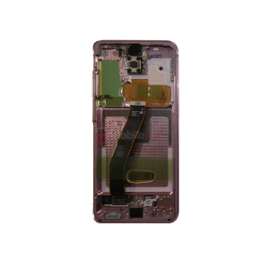 Galaxy S20 G980 / S20 5G G981 Service Pack Display Replacement Pink