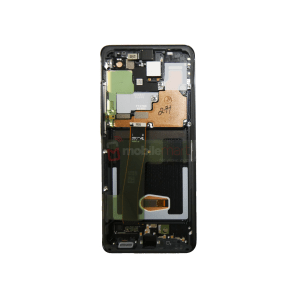 Galaxy S20 Ultra 5G G988 Service Pack Display Replacement Black