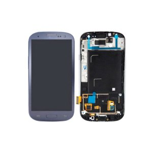 Galaxy S3 (i9305) LCD Display Replacement Blue