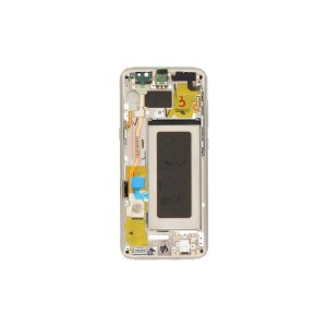 Galaxy S8 G950 Service Pack LCD Display Replacement Gold