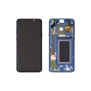 Galaxy S9 Plus (G965F) Service Pack Display Replacement Coral Blue