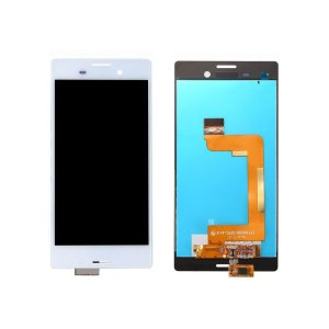 Sony M4 LCD and Digitizer Touch Screen Assembly (N/F) – White