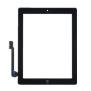 iPad Mini 4 Front Glass With Touch – Black