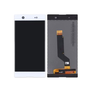 Xperia XA1 LCD and Digitizer Touch Screen Assembly – White