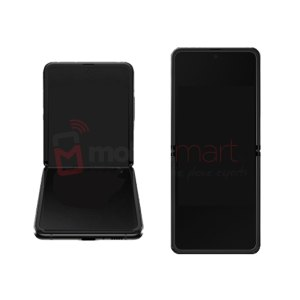 Galaxy Flip-Z F700 LCD and Digitizer Touch Screen Assembly (Service Pack) Black