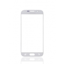 Galaxy S6 Front Glass – White