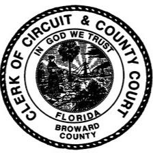 Broward county court seal