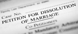 petition for dissolution of marriage image