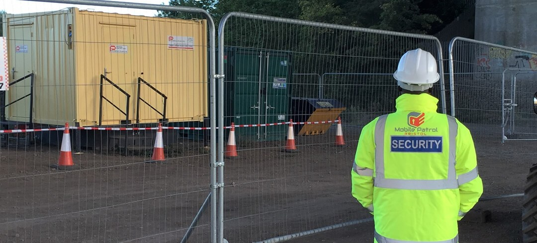 Construction site security in Bristol