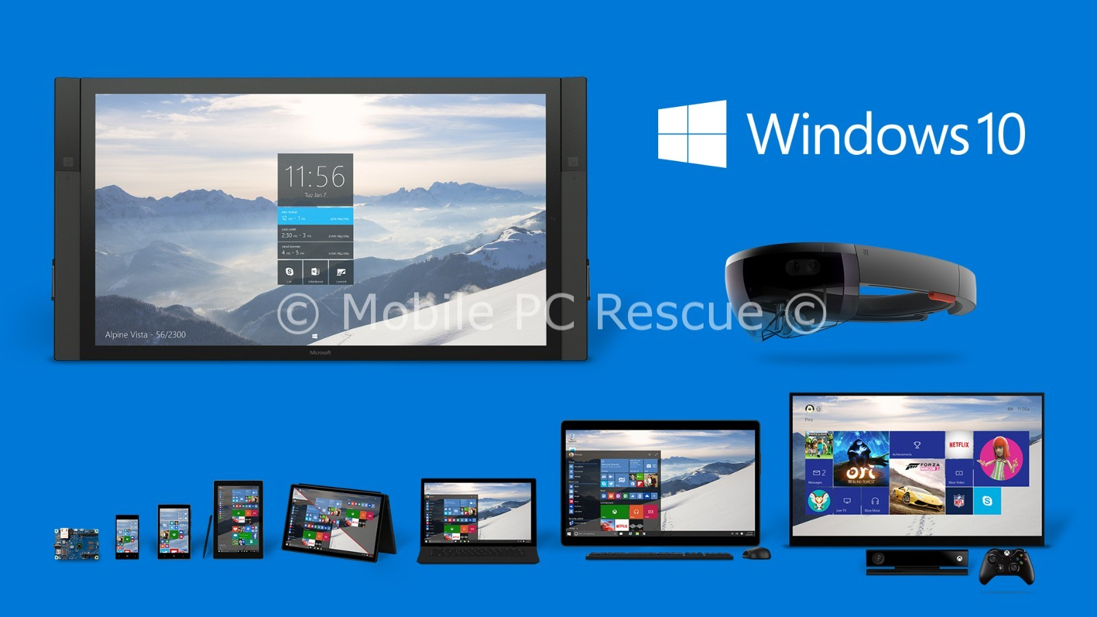 Windows 10 - Issues and fixes - ONGOING - Mobile PC Rescue