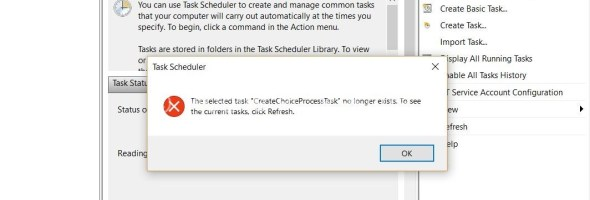 How to fix Task Scheduler in Windows