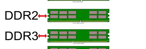 DDR RAM – How to tell the difference