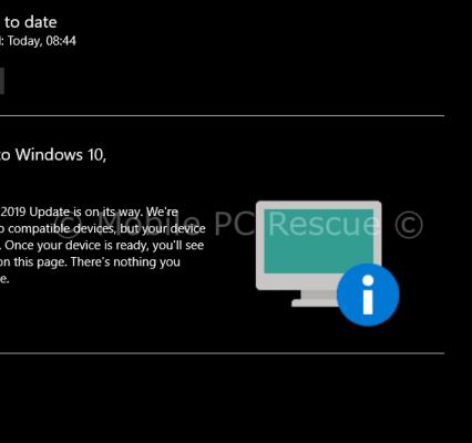 Windows 10 1903 BUGGED again