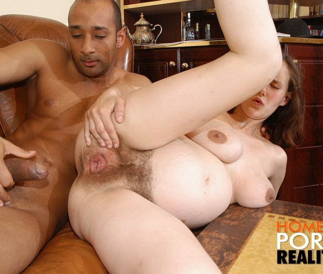 Hairy Pregnant Girl Gets Fucked Hard By Black Guy
