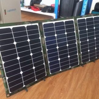 Sammenleggbart-solcellepanel-stående