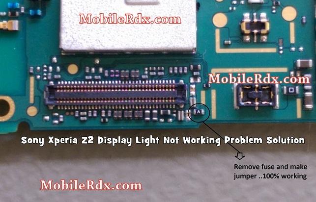 Z1 Display Light Solution