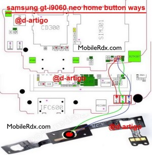 Samsung Neo I9060 Home Button Ways Problem Key Jumper | MobileRdx