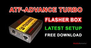 ATF-Advance Turbo Flasher Box Setup v12.70
