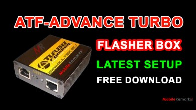Photo of ATF-Advance Turbo Flasher Box Latest Setup v12.70 Free Download