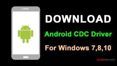 Photo of Download Android CDC Driver for Windows 7,8,10