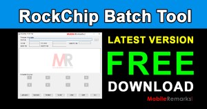 Download RockChip Batch Tool