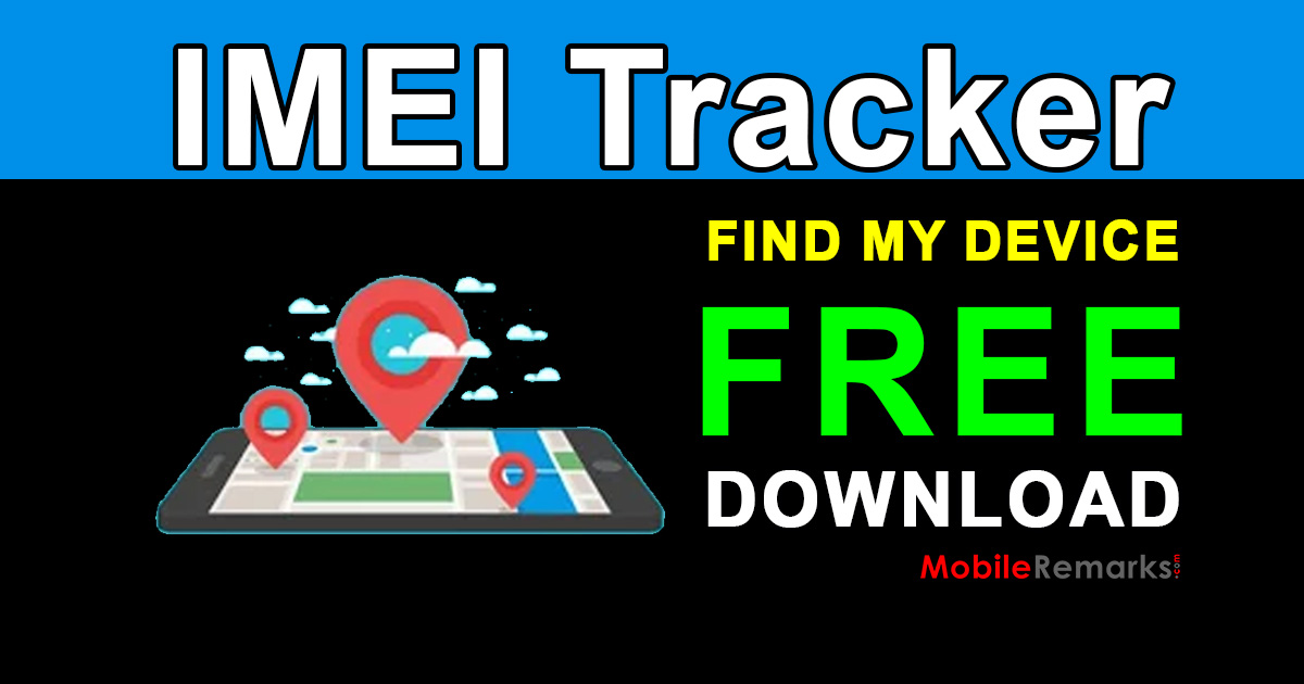 IMEI Tracker Free-Find My Device