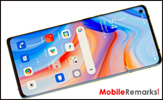 Oppo Reno4 Pro 5G in For Review