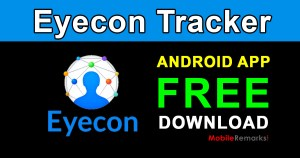 Eyecon Tracking Android App Free Download