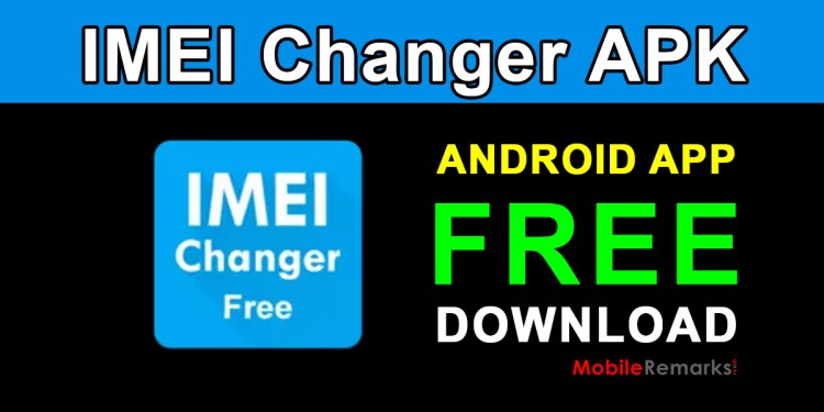 IMEI Changer apk free download