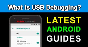 What is USB Debugging and How to Activate it