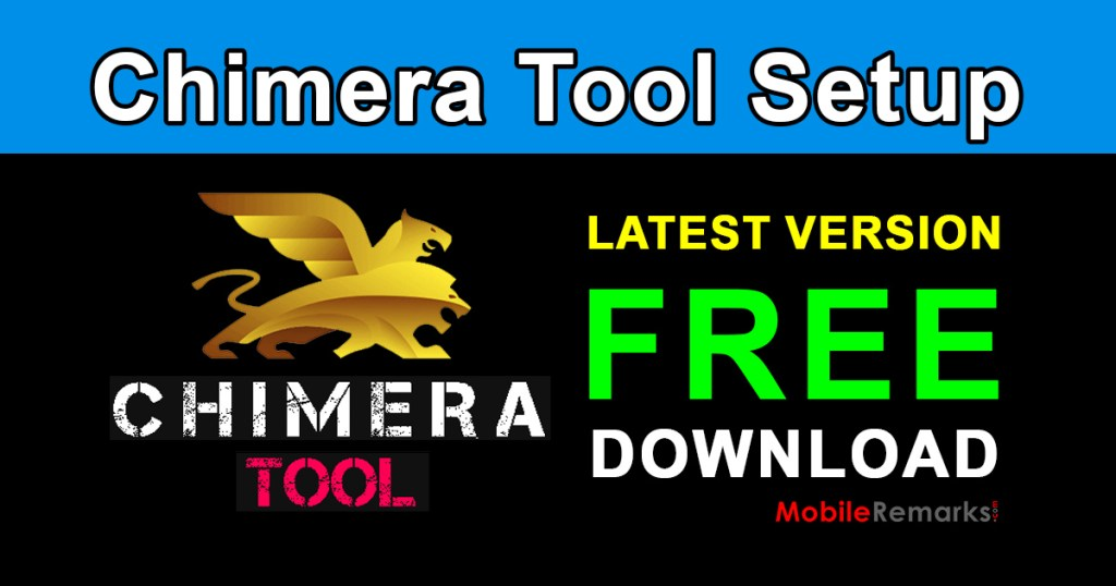 Chimera Tool Latest Version Without Box Free Download
